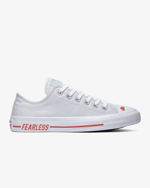 Sivé topánky Converse
