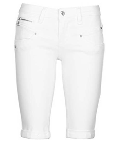 Biele šortky Freeman T.Porter