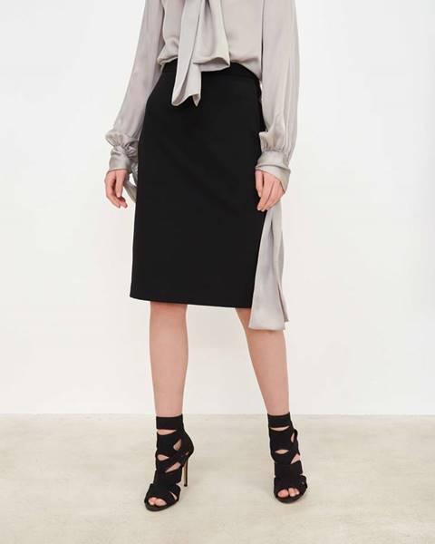 Čierna sukňa Pietro Filipi