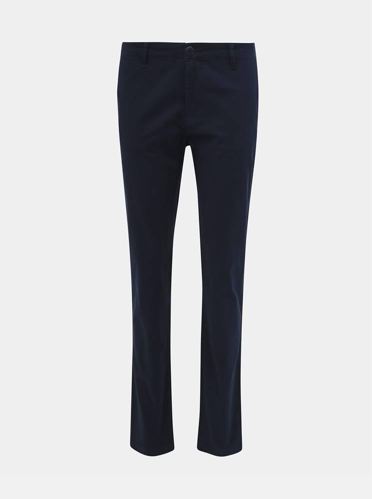 zoot baseline Tmavomodré dámske chino nohavice ZOOT Baseline Heather