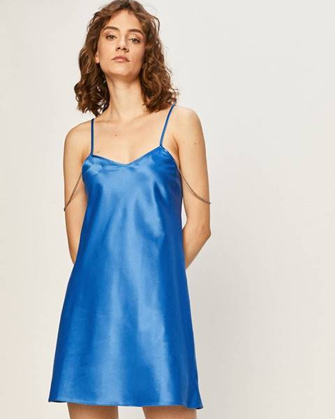 Modré šaty Local Heroes