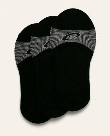 Čierne ponožky Asics Tiger