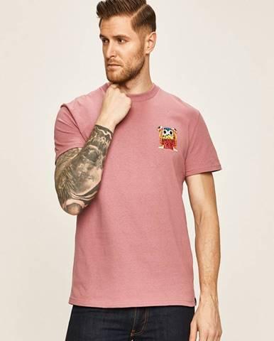 Ružové tričko DC
