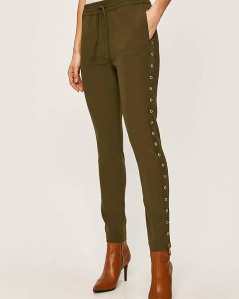 Zelené nohavice Liu Jo