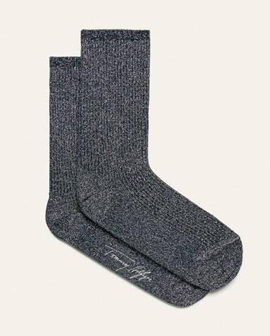 Modré ponožky Tommy Hilfiger