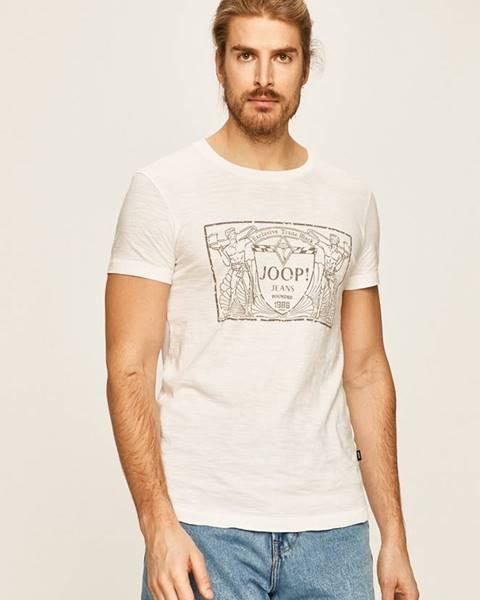 Biele tričko JOOP!