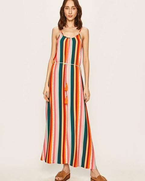 Viacfarebné šaty Femi Stories