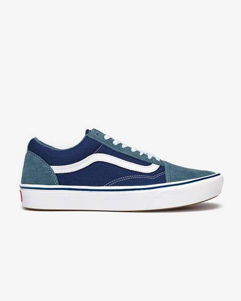 Vans  Topánky Vans Ua Comfycush Old S (Suede/Textile) Modrá