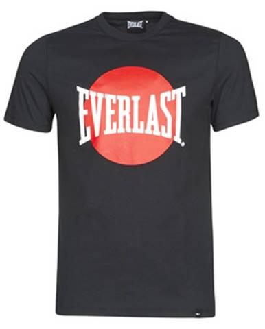 Čierne tričko Everlast