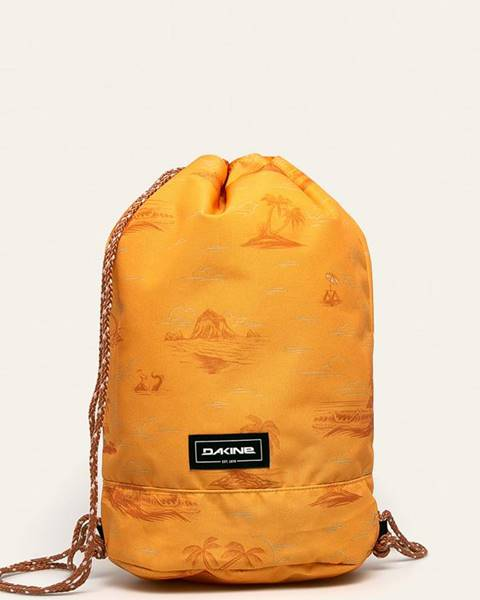 Oranžový batoh Dakine