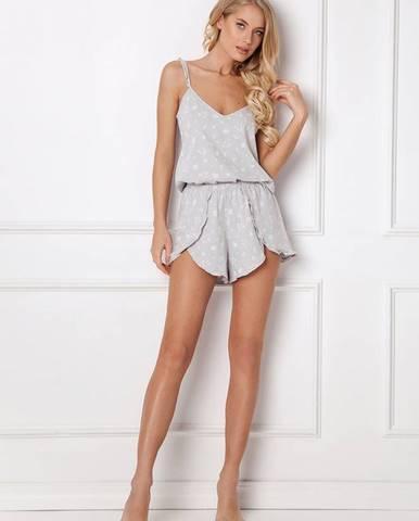 Sivé pyžamo Aruelle