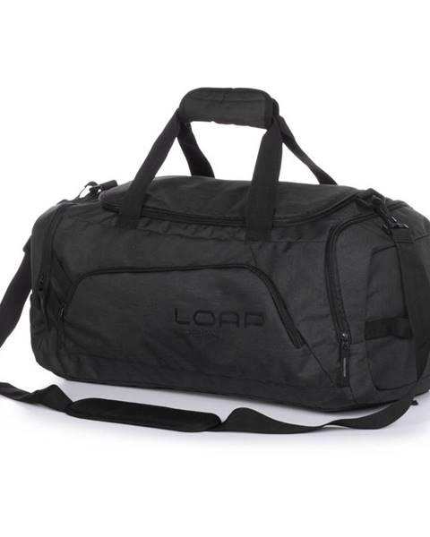 Sivá kabelka LOAP