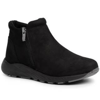 Členkové topánky Lasocki OCE-OFELIA-03 nubuk