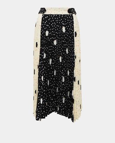 Čierna sukňa M&Co