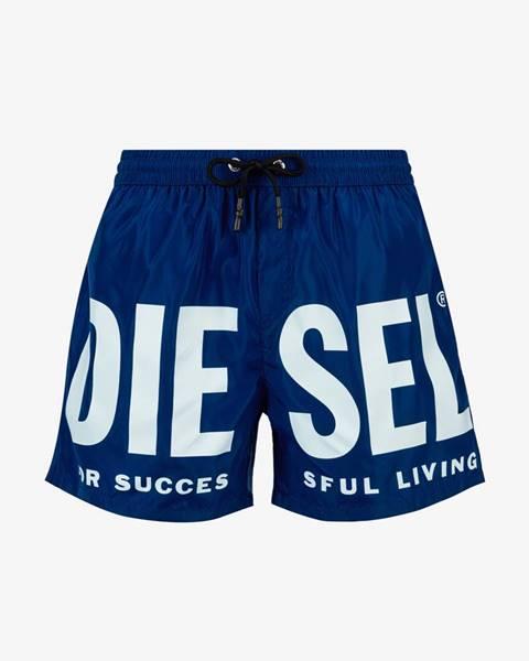 Modré plavky Diesel