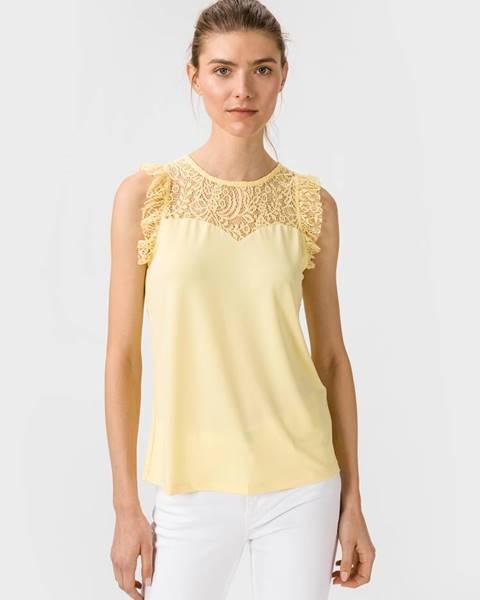 Farebné tričko Vero Moda