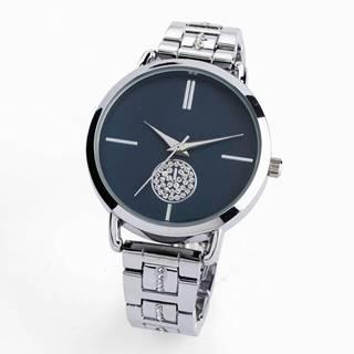 Kovové náramkové hodinky