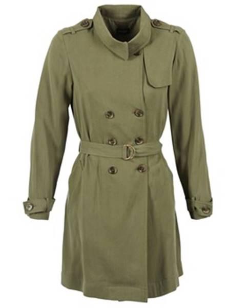 Kaki kabát Kookaï