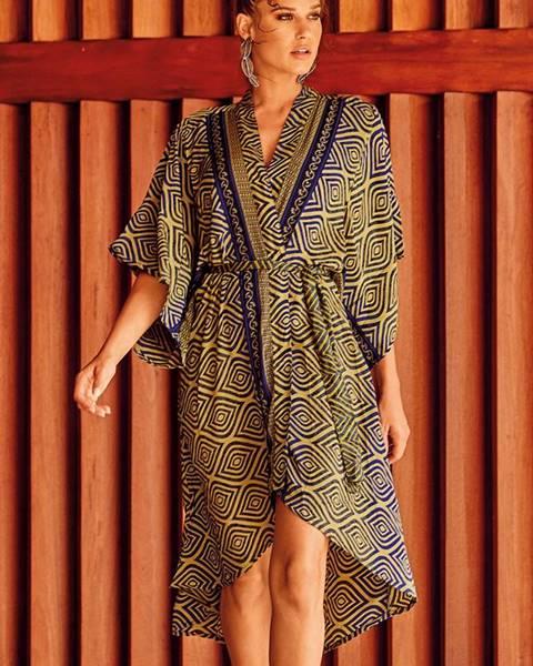 Farebné šaty David Beachwear