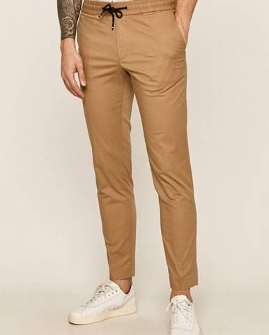 Béžové nohavice Tommy Hilfiger