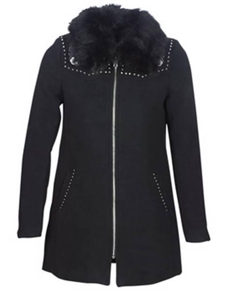 Čierny kabát Desigual