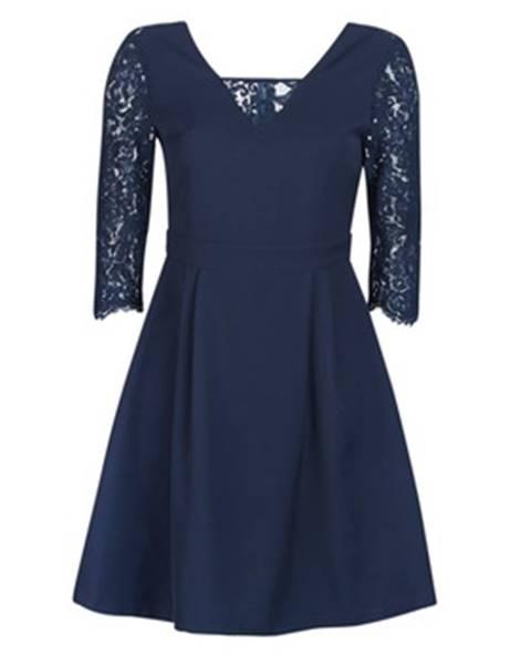 Modré minišaty Betty London