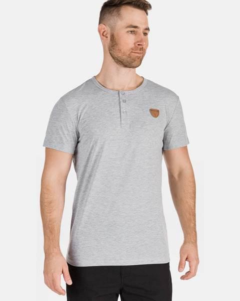 Svetlosivé tričko SAM 73