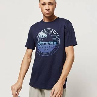 O'Neill Palm Island Tričko Modrá