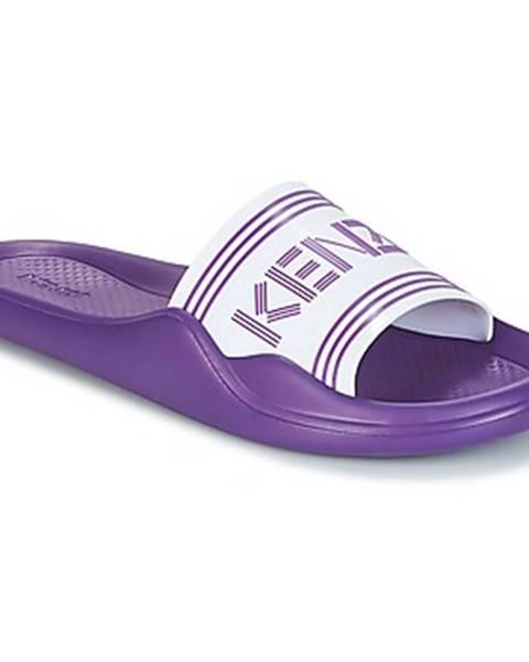 Fialové sandále Kenzo