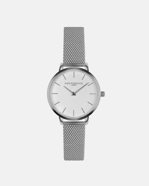 Strieborné hodinky annie rosewood