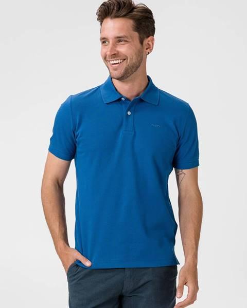 Modré tričko Geox
