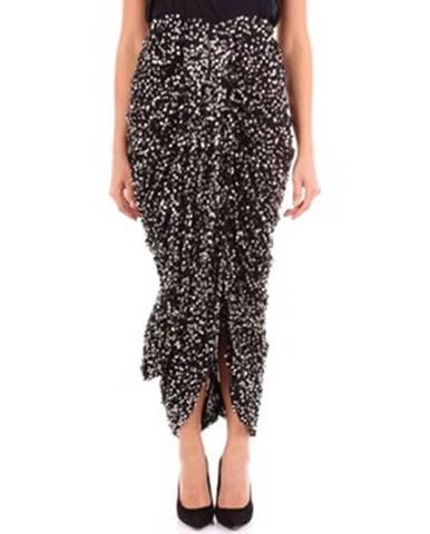 Viacfarebná sukňa Isabel Marant
