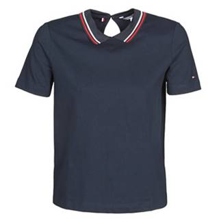 Blúzka Tommy Hilfiger  BILLY RELAXED POLO SS