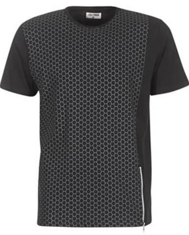 Čierne tričko Yurban