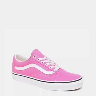 Ružové dámske tenisky VANS