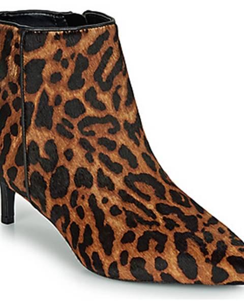 Viacfarebné topánky Lauren Ralph Lauren