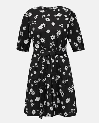Čierne šaty TALLY WEiJL