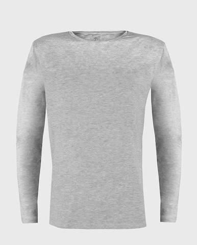 Sivé tričko Ysabel Mora