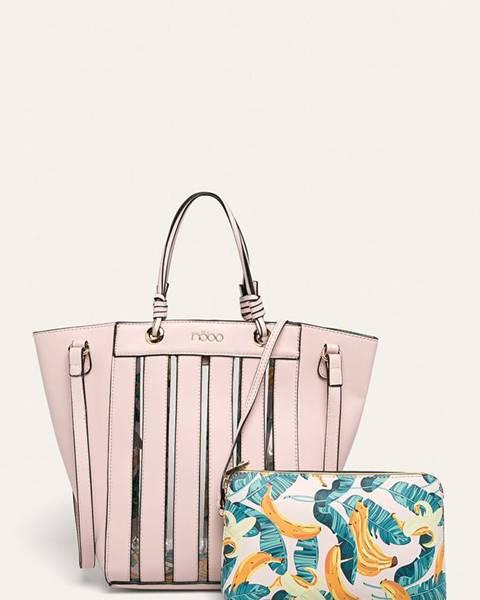 Ružová kabelka nobo