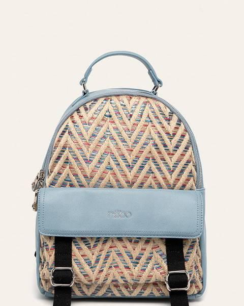 Modrý batoh nobo