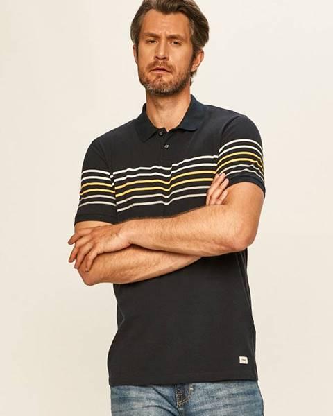 Tmavomodré tričko PRODUKT by Jack & Jones
