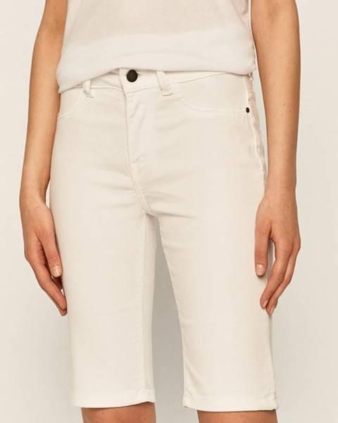 Biele šortky Jacqueline de Yong