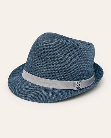 Modrá čiapka Tom Tailor Denim