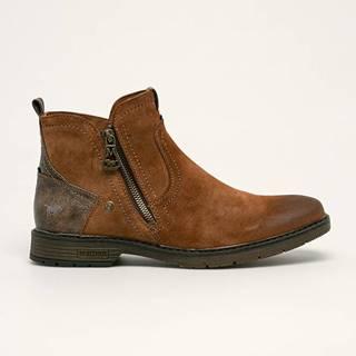Mustang - Členkové topánky