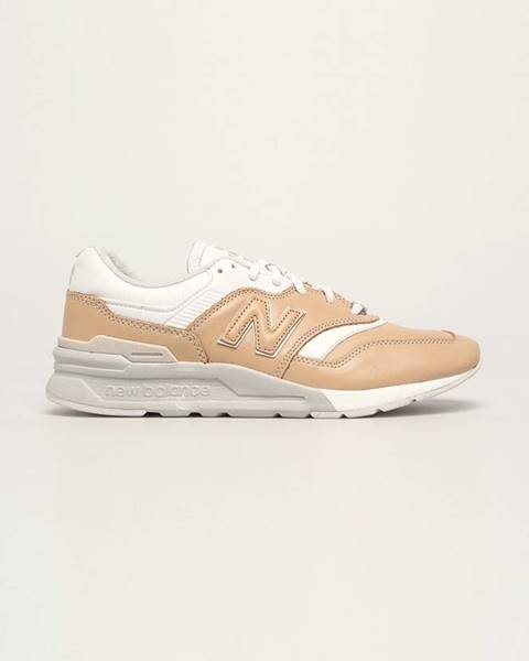Béžové topánky New Balance