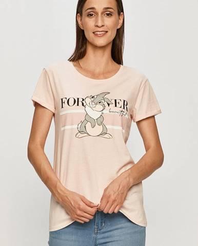 Ružové tričko Haily's
