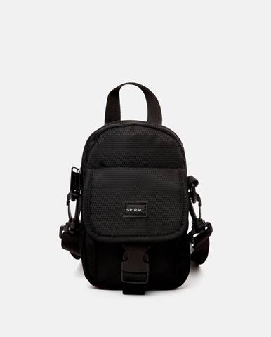 Čierny batoh Spiral