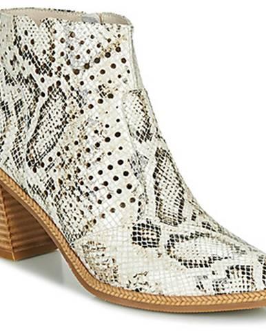 Biele topánky Mam'Zelle