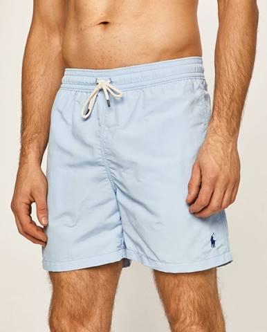 Modré plavky Polo Ralph Lauren