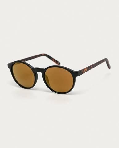 Čierne okuliare Pepe jeans